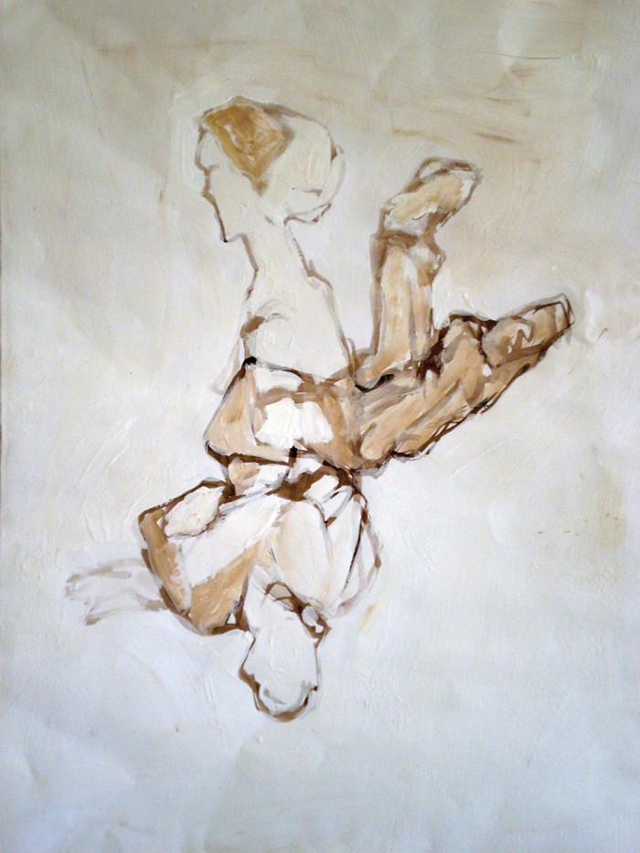 untiteled, india ink, acryl, 2010