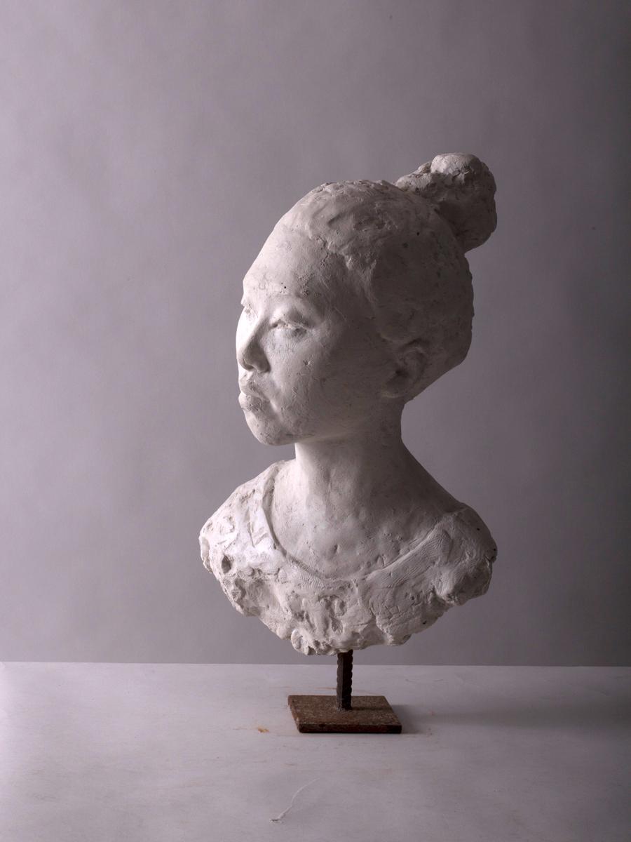 Dani, plaster, 2009