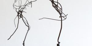 Large Figures, iron, 2012-2014