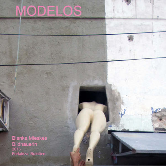MODELOS, Bianka Mieskes, 2016 Fortaleza, Brasilien