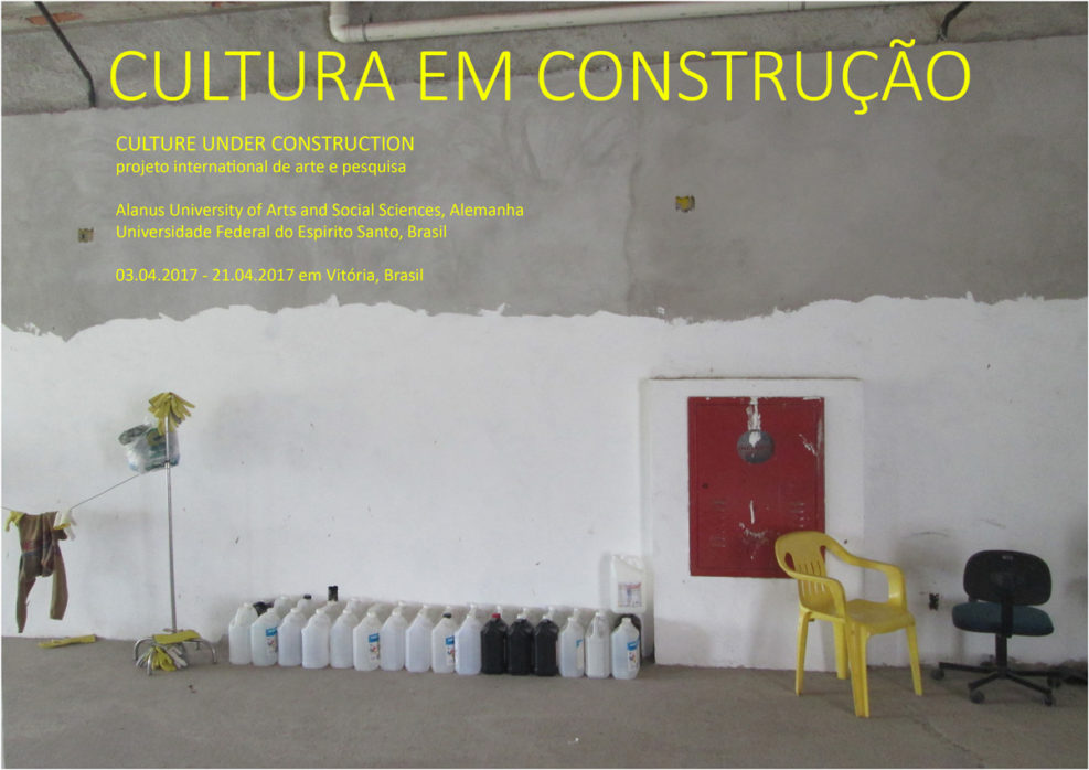 cultura-em-construcao, internationales Projekt, Bianka Mieskes