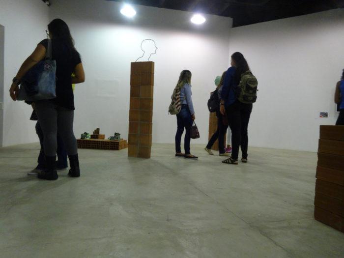 Bianka Mieskes, fragil, Vernissage
